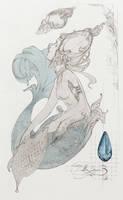 diapttuun (lady of the ocean) by JuleeMClark
