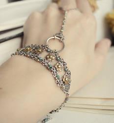 daphne slave-bracelet by JuleeMClark