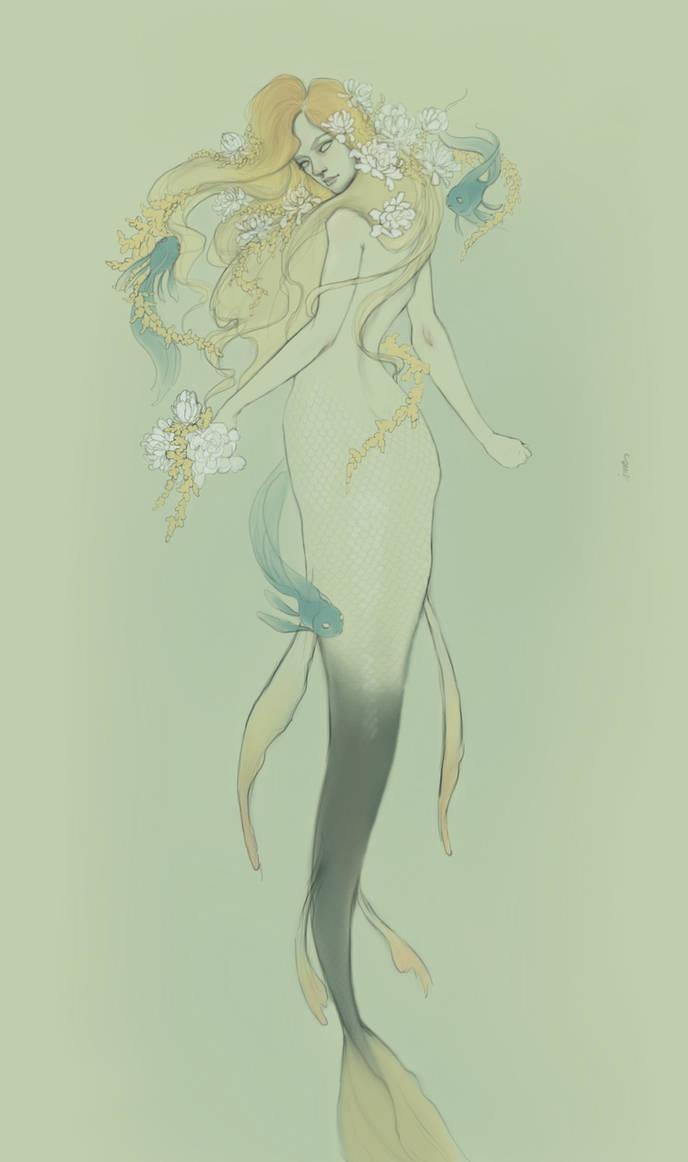 goldfish by JuleeMClark