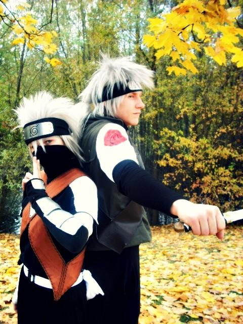 The Hatake Clan by BeccaRedPanda