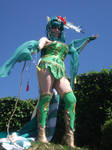 Rydia its time to fight