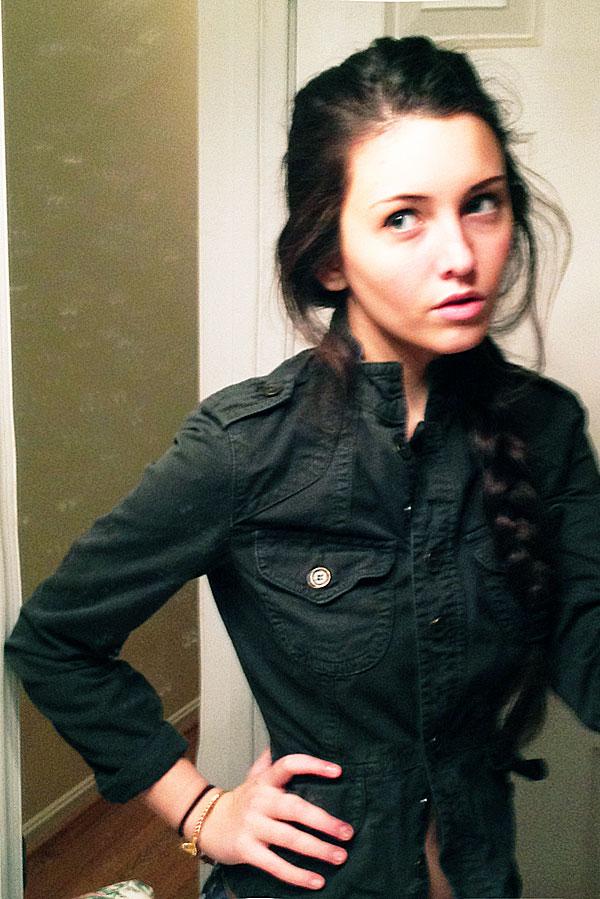 Katniss Everdeen Cosplay by chiblocker