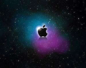 Wallpaper Apple Space