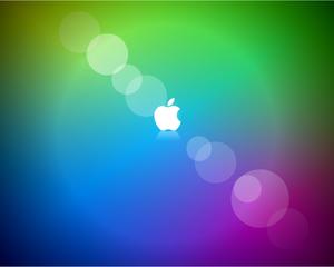 Wallpaper Apple Colors