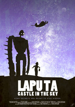LAPUTA - 'Castle In The Sky'