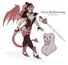 antra shallowsong - dnd