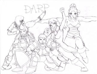 DARP - Group Shot 2 by OnionMan
