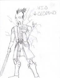 SWTOR - Sho Tomonaro - The Professor by OnionMan