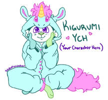 Kigurumi! YCH [open!] by tehfluffyreindeer