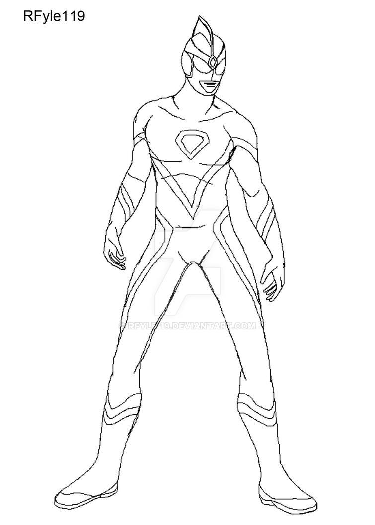 My Ultraman by RFyle119 on DeviantArt