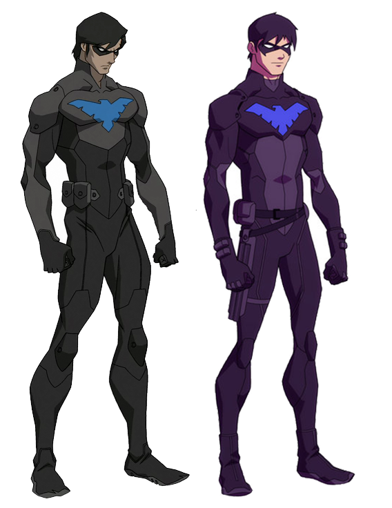 Nightwing bbb x yj by rfyle119 on deviantart - Pictures of nightwing from young justice ...