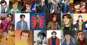Which Peter Parker Updated version