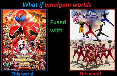 Sentai PR Fusion