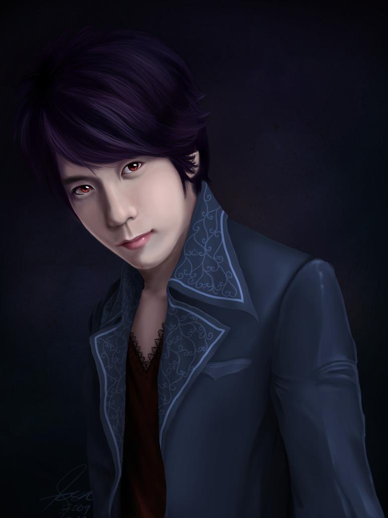 Nino Portrait by annezca