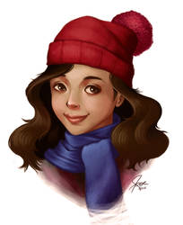 Wintery 2013 by annezca