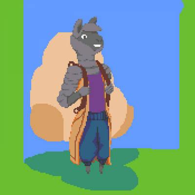 Llama Merchant WIP