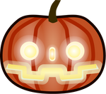 Godot Pumpkin Lit version