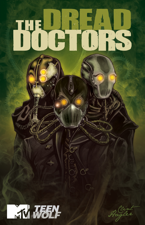 TEEN WOLF Season 5 - Dread Doctors Novel (COLORS) by ClintHagler