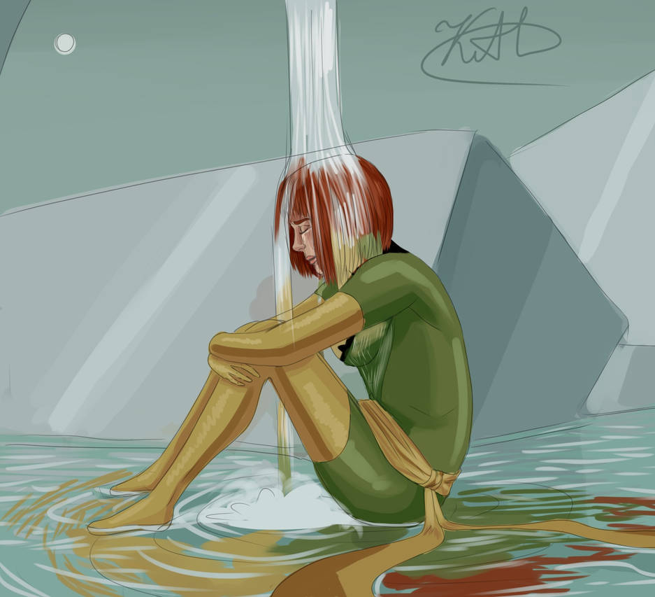 Jean Grey/Phoenix - Silencing suffering. by Undergrizer