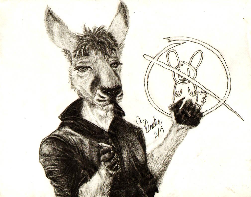 Fanart: Renegade Roo by AJDrake