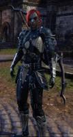 Dark Elf Warden - Elder Scrolls Online - 2