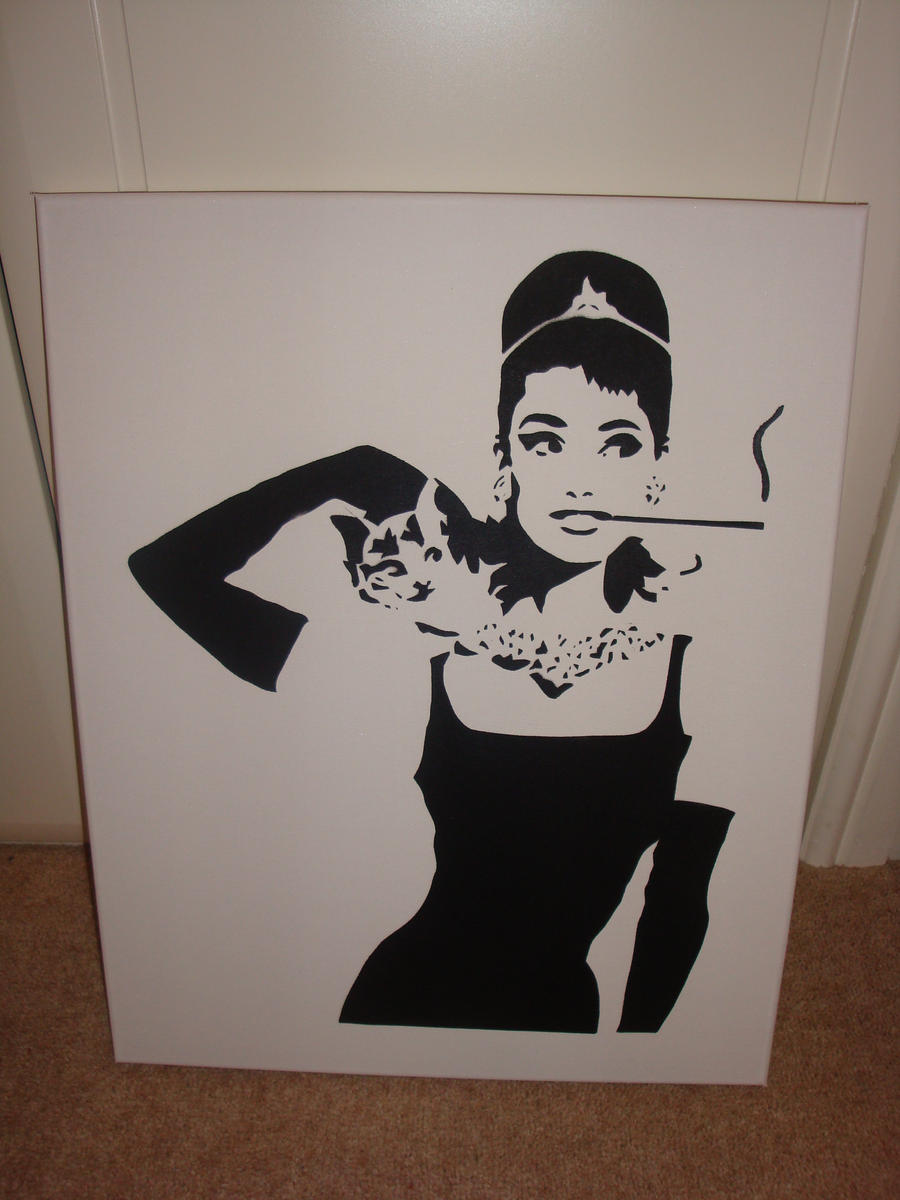 Audrey Hepburn by RAMART79 on DeviantArt