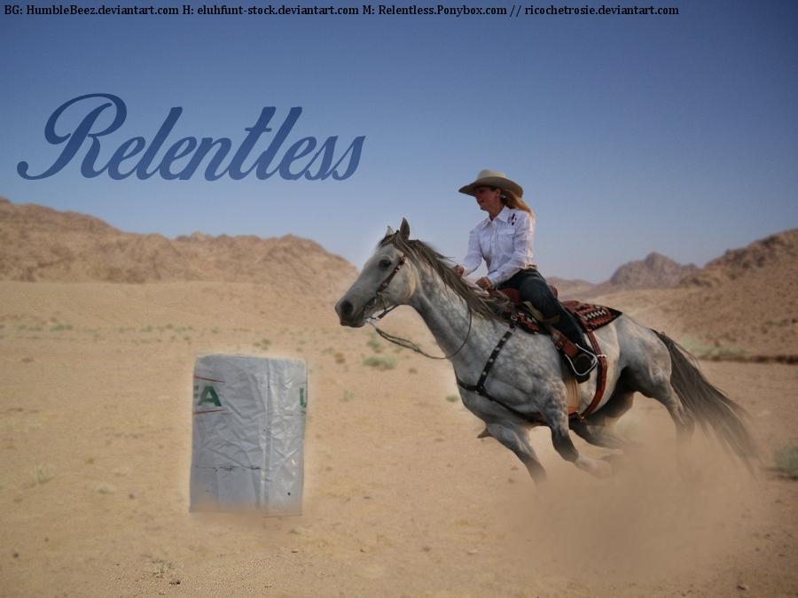 Barrels Horse Pic