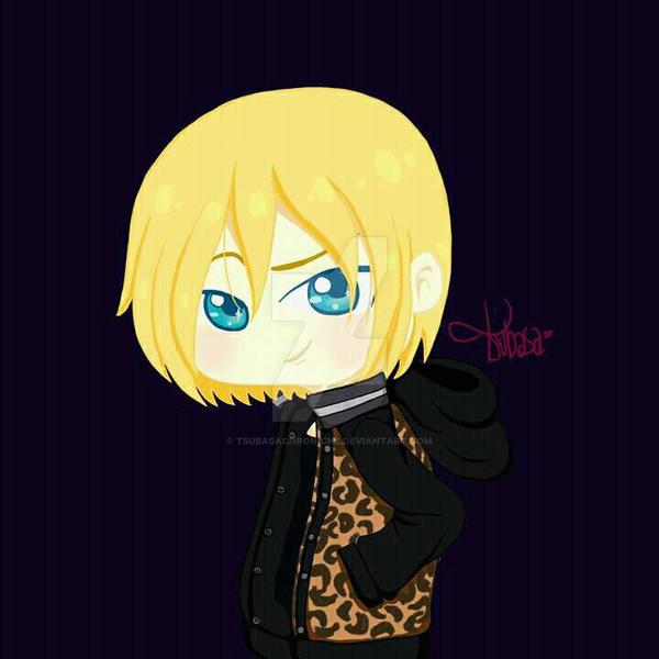 yurio!!! by tsubasachroniche