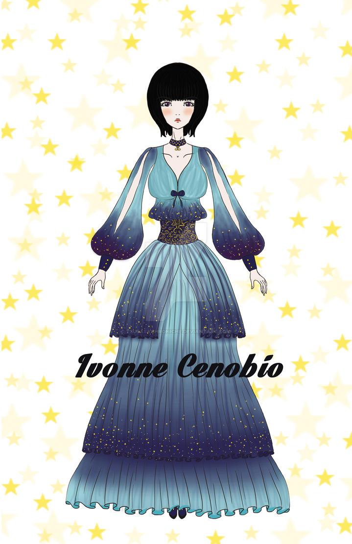Sky dress by tsubasachroniche