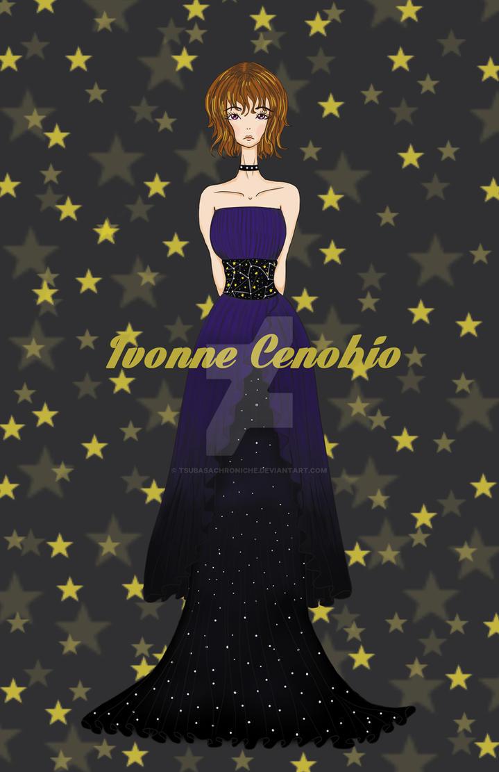 Night dress by tsubasachroniche
