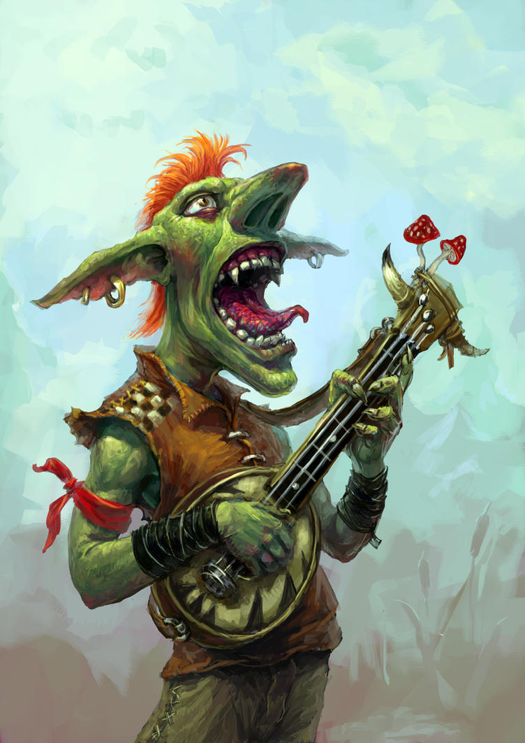 Goblin by skor2d