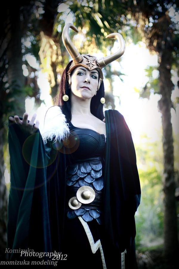 Lady Loki // 11/25/2012 by momizuka