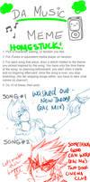 Homestuck Music Meme