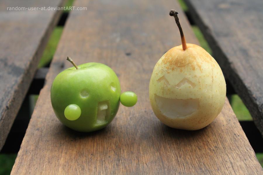 :la: Pear by raenri