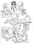 Sketch Bunch 38