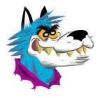 Screwball Wolf