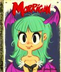 Morrigan's Little Golden Book