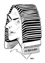 Weird Al Yankovic by luismario