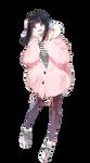 [Render #72] Anime Girl