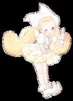 [Render #90] Makihatayama Hana by sandrareina
