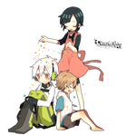 [Render #99] Kagerou Project