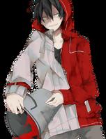 [Render #117] Shintarou Kisaragi by sandrareina