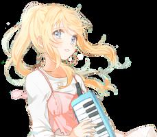 [Render #121] Kaori Miyazono by sandrareina