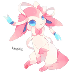 [Render #137] Sylveon