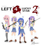 Left 4 Lucky Star 2 - Preview