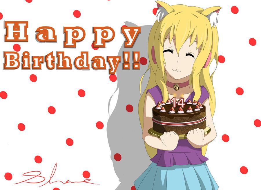 Bon anniv Chat d'eau Happy_birthday_kotry_nyan____by_xzdisturbedzx-d4xvuhg