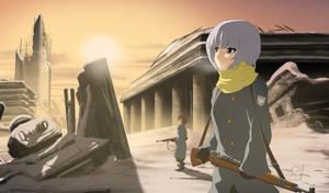 Sora No Woto - The Dead City