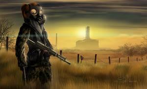 Chernobyl's Shadow by xZDisturbedZx