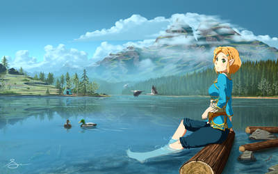 Breath of The Wild - Zelda