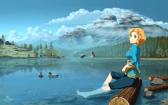 Breath of The Wild - Zelda